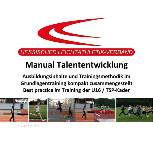 Manual Talententwicklung On Air - Hammerwurf