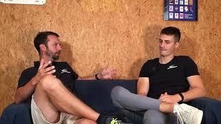 Neu - Interview Nr.2  mit David Corell - Cheftrainer Sprint